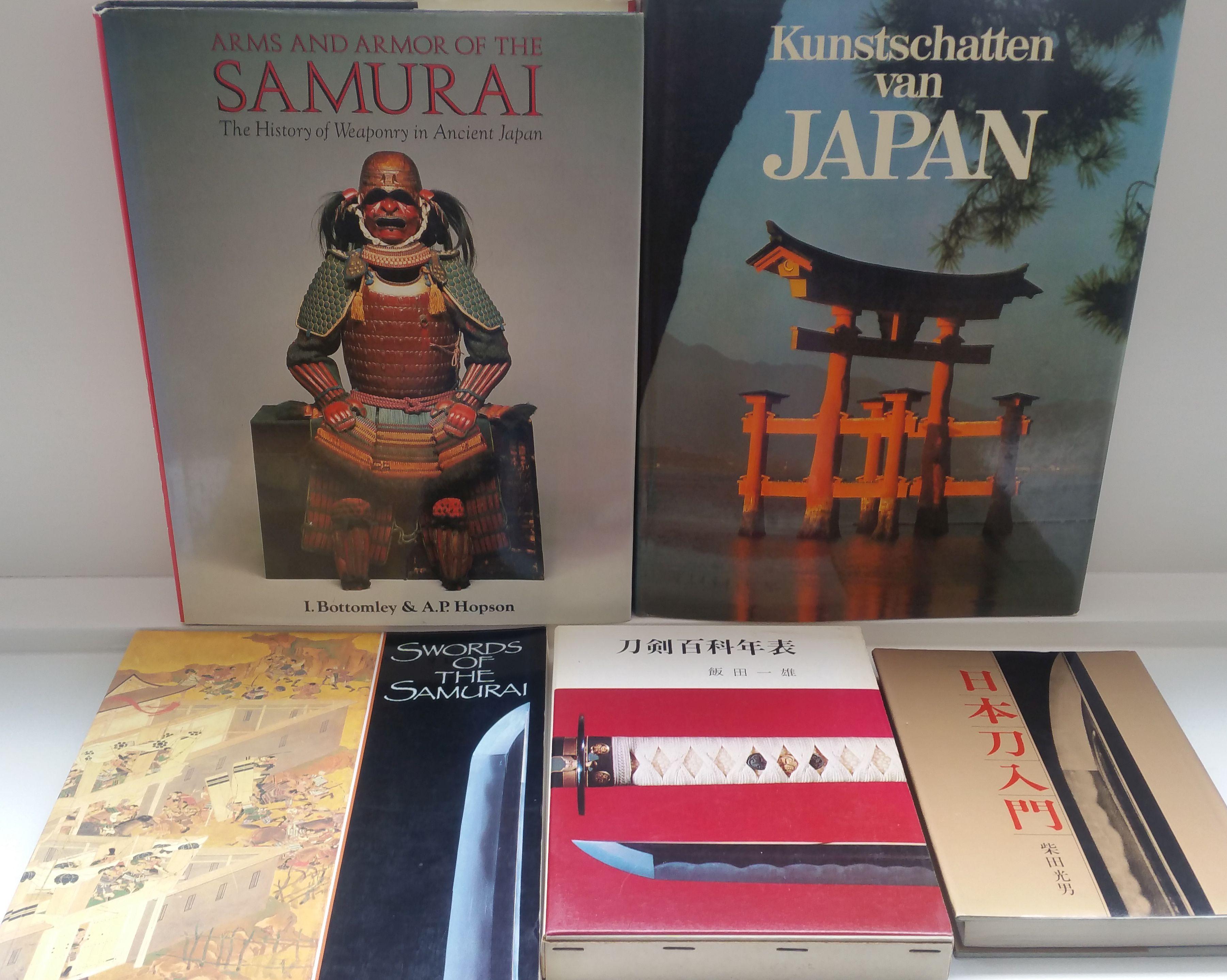Set of books, part 4