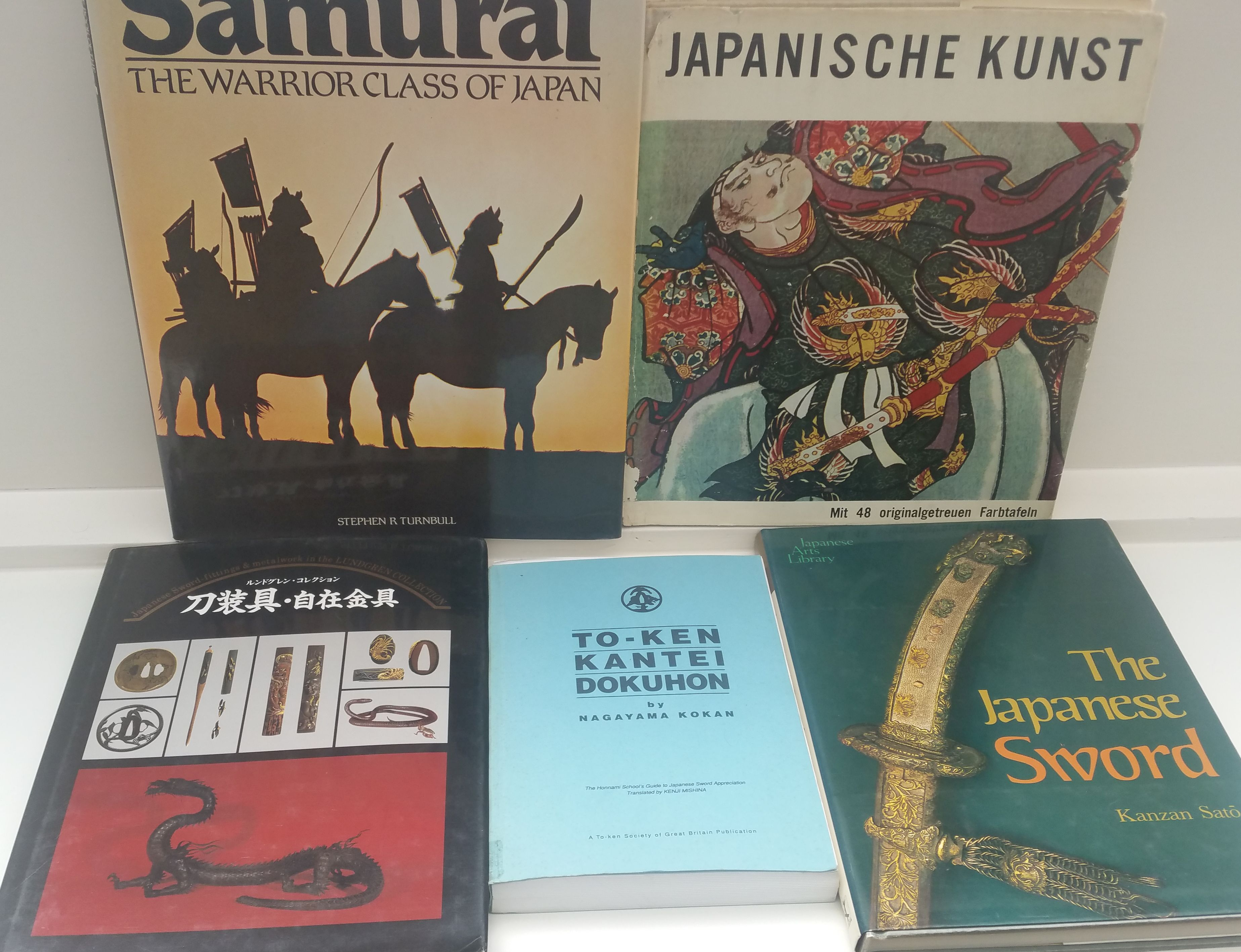 Set of books, part 6